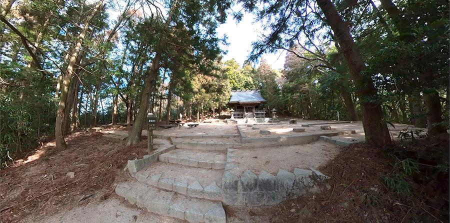猿投山 西の宮